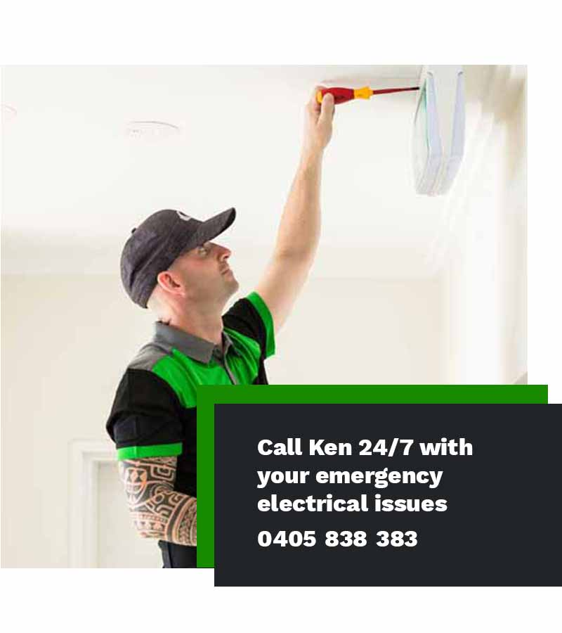 24 hour emergency electrician near me Sydney
