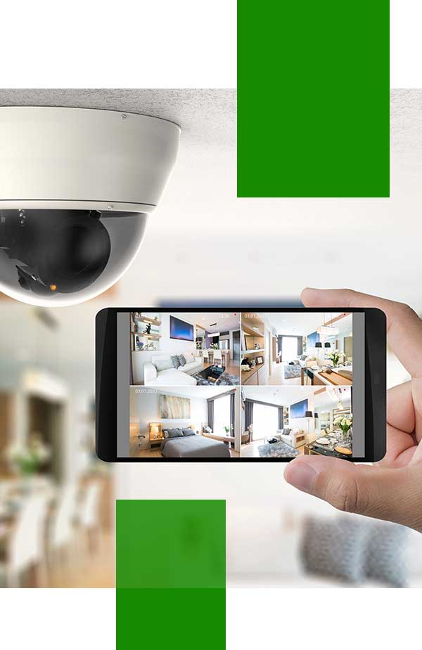 IP security camera installers Sydney