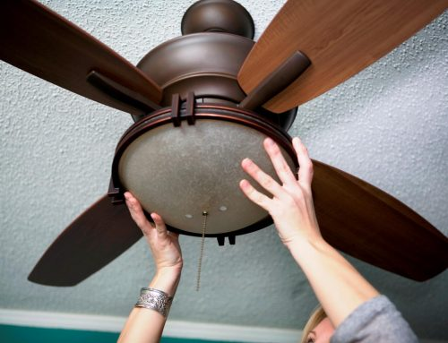 The Right Way To Install A Ceiling Fan