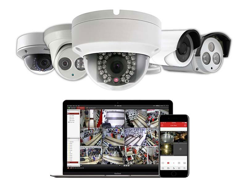 Security Systems Installation Balmain