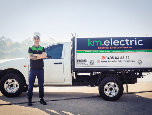 Electrician Ashfield