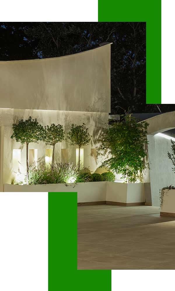 outdoor lighting installation Sydney