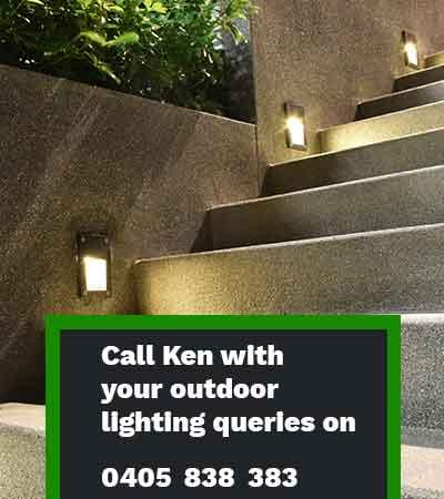 outdoor lighting installers Sydney mobile