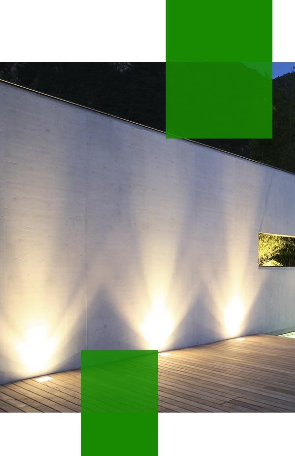 outdoor wall light installer Sydney