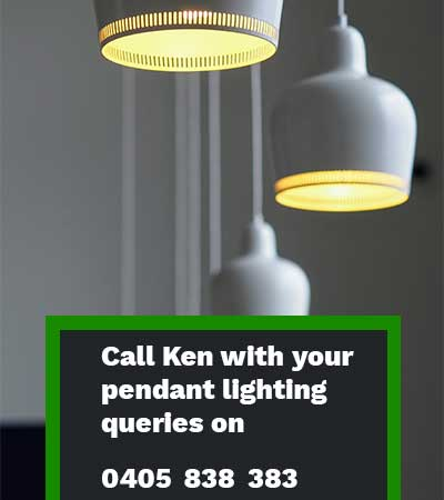 pendant lighting installer electrician Sydney mobile