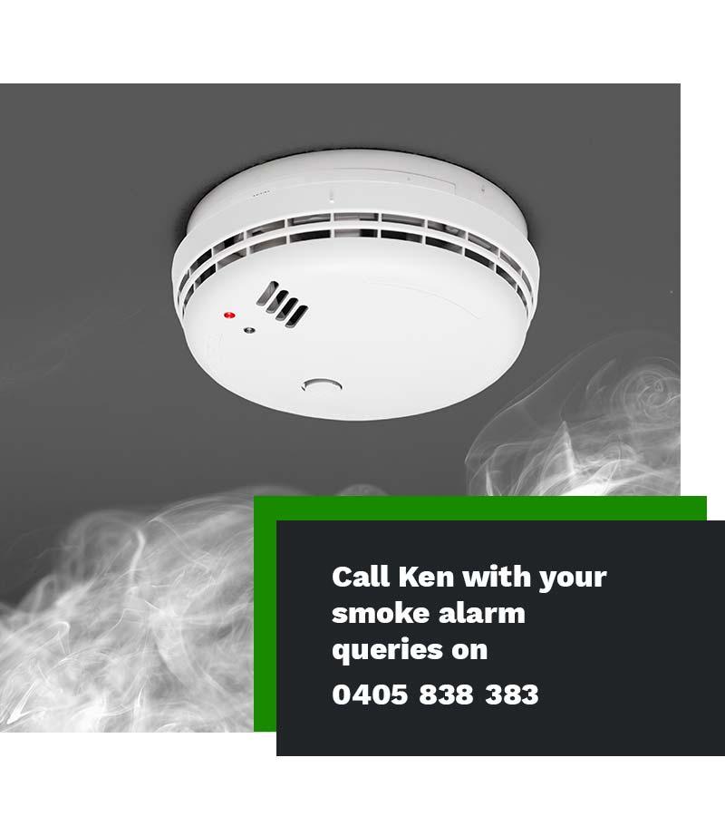 smoke alarm installer electrician Sydney