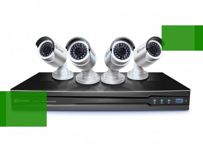 Swann security systems Sydney