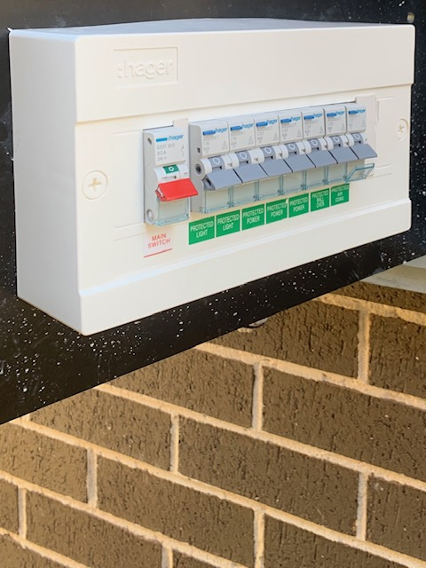 switchboard upgrade sydney electrician eastern suburbs surry hills