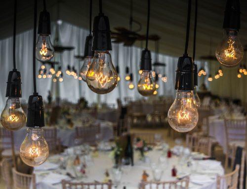 Wedding Lights and Lighting Essentials